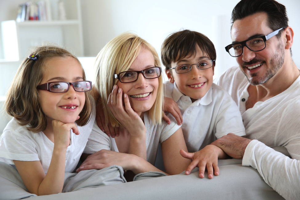 Eye Care For The Whole Family