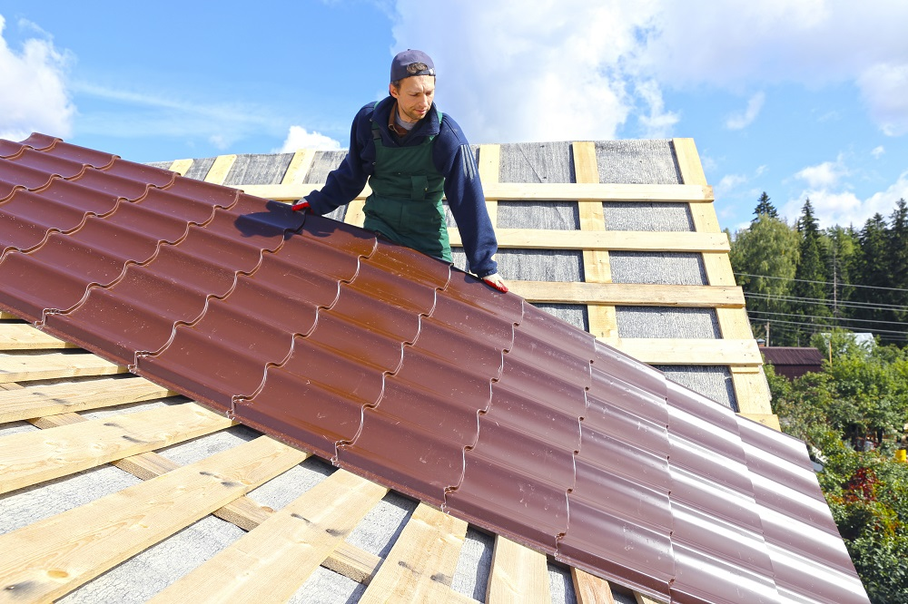 Metal Roofing: Increase Your Home Value