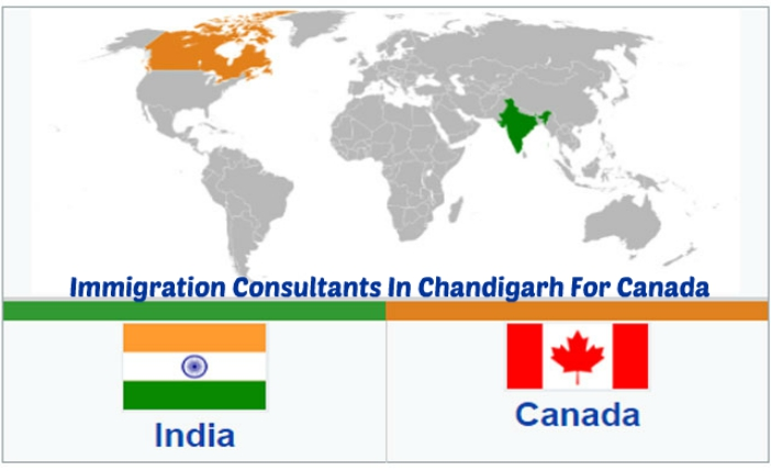 Immigration Consultants In Chandigarh For Canada