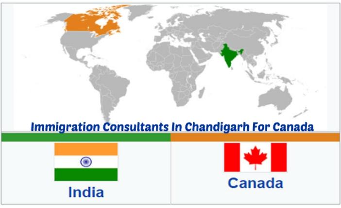 ImmigrationConsultants In ChandigarhForCanada