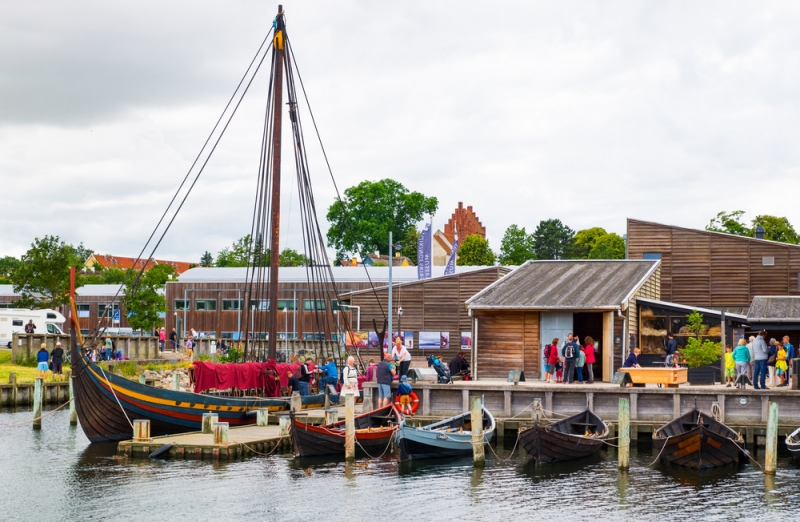 Major Tourist Attraction Sites in Denmark