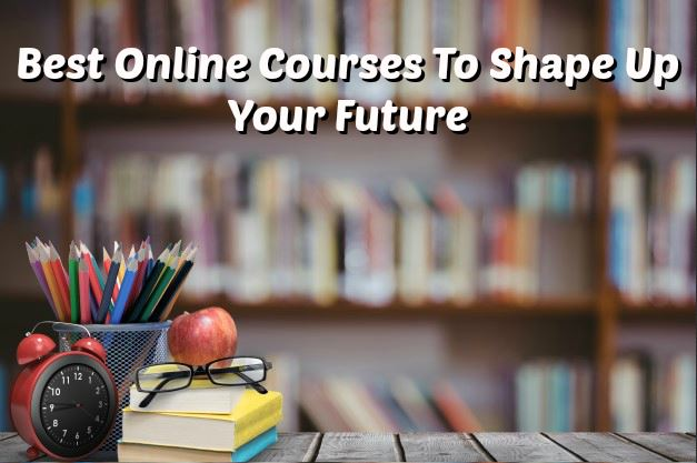 Best Online Courses To Shape Up Your Future
