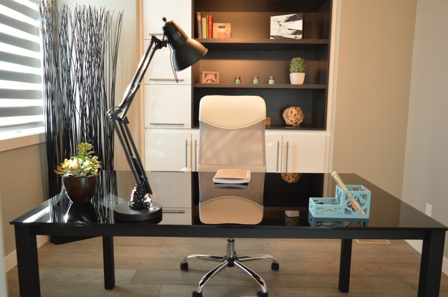 5 Steps To Setting Up Your Workspace At Home