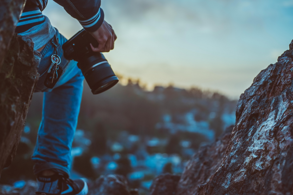Career in Photography: The Good & The Bad