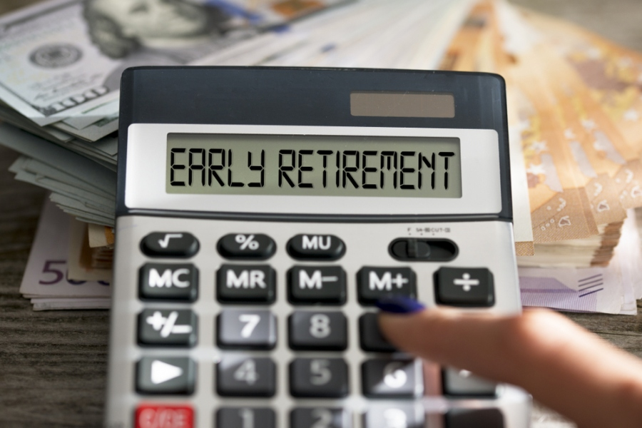 5 Tips to Retire Early